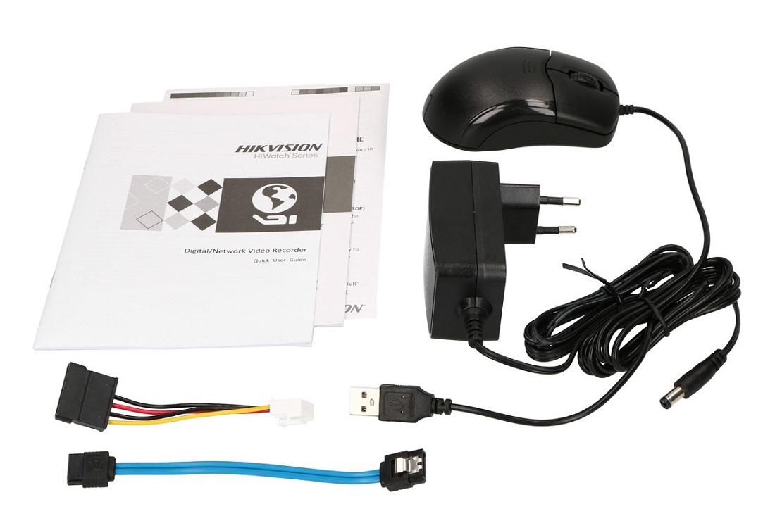 Akcesoria rejestratora HWD-6104MH-G2