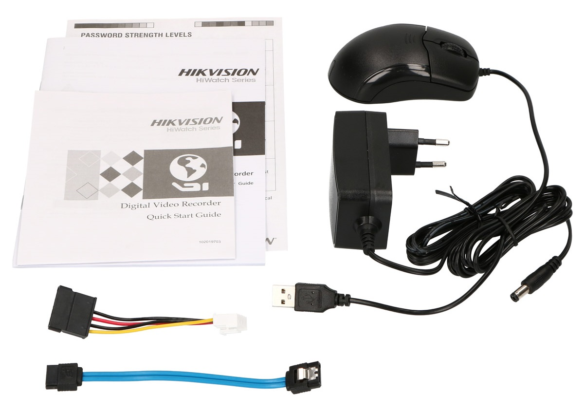 Akcesoria rejestratora HWD-6108MH-G2