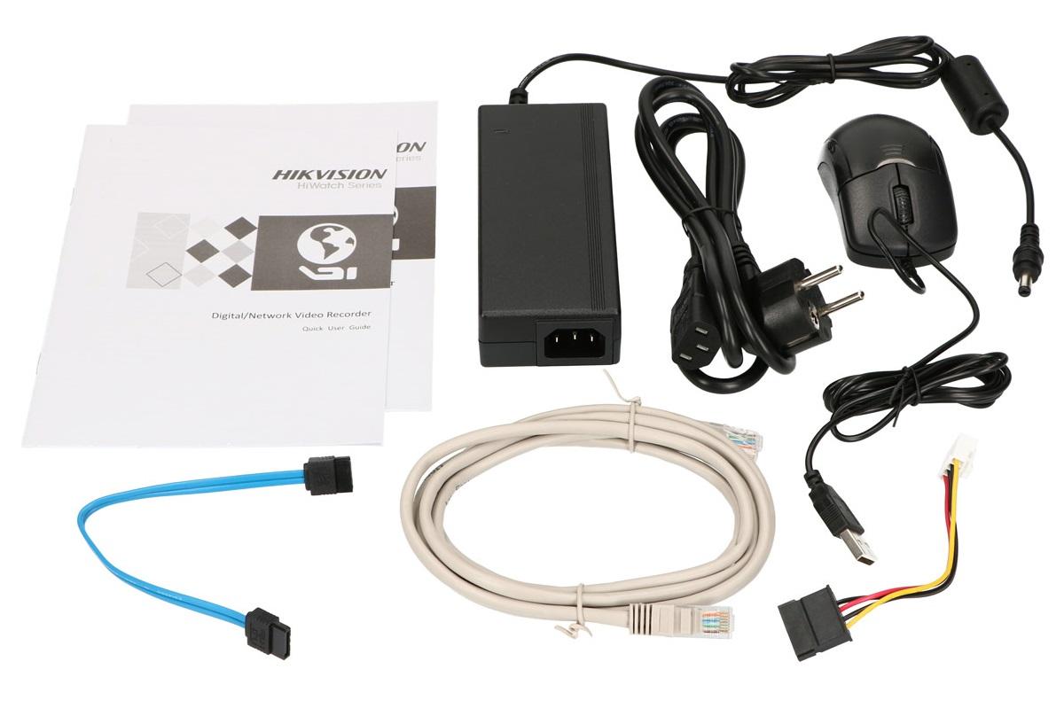 Akcesoria rejestratora IP HWN-4108MH-8P