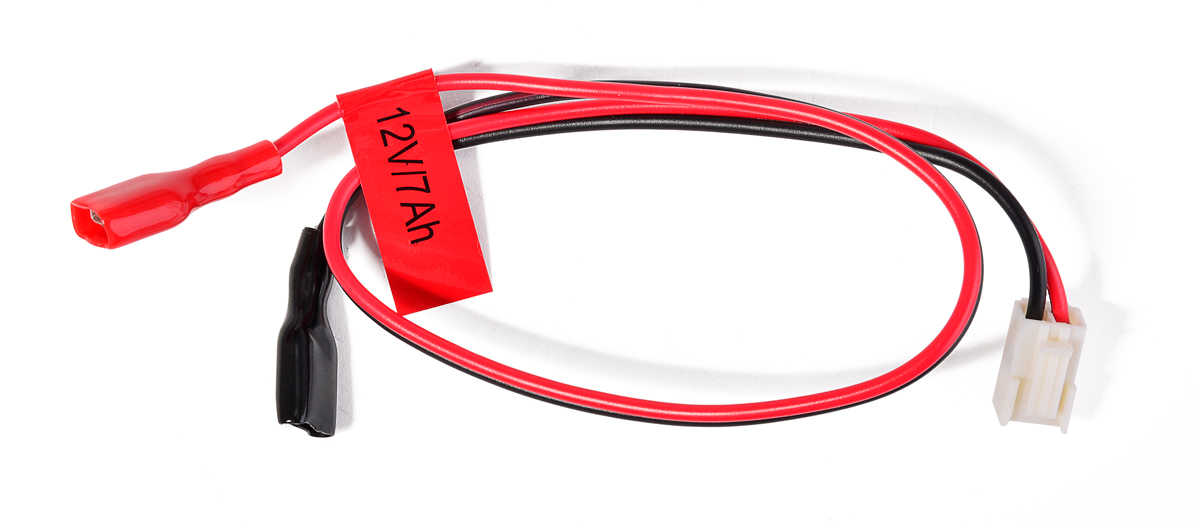 Przewód do akumulatora APS-15 BO