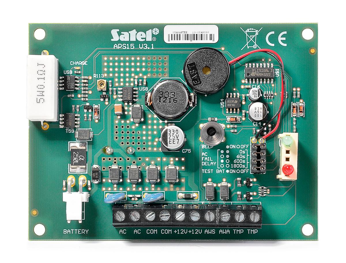 Płytka elektroniki APS-15