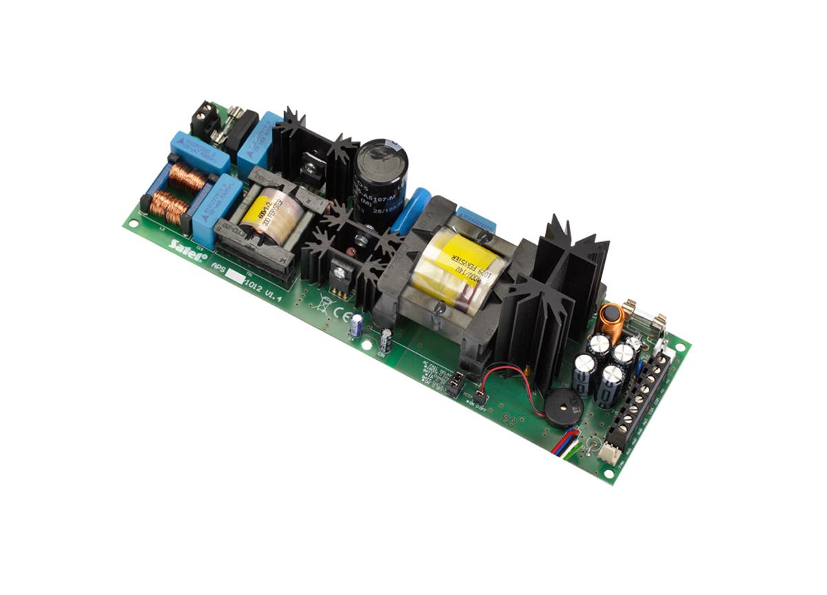 Płytka elektroniki zasilacza APS-524