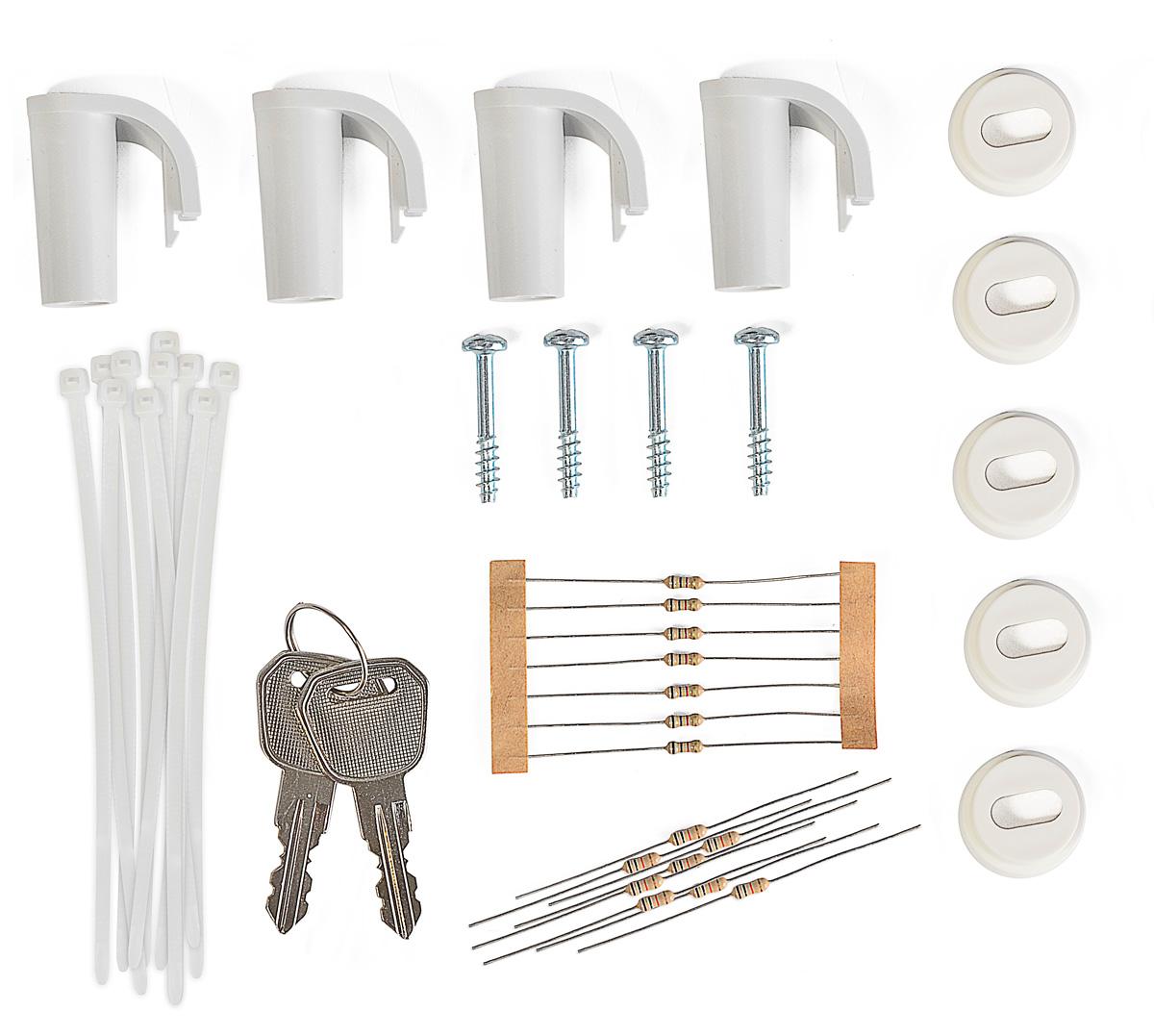 Akcesoria montażowe