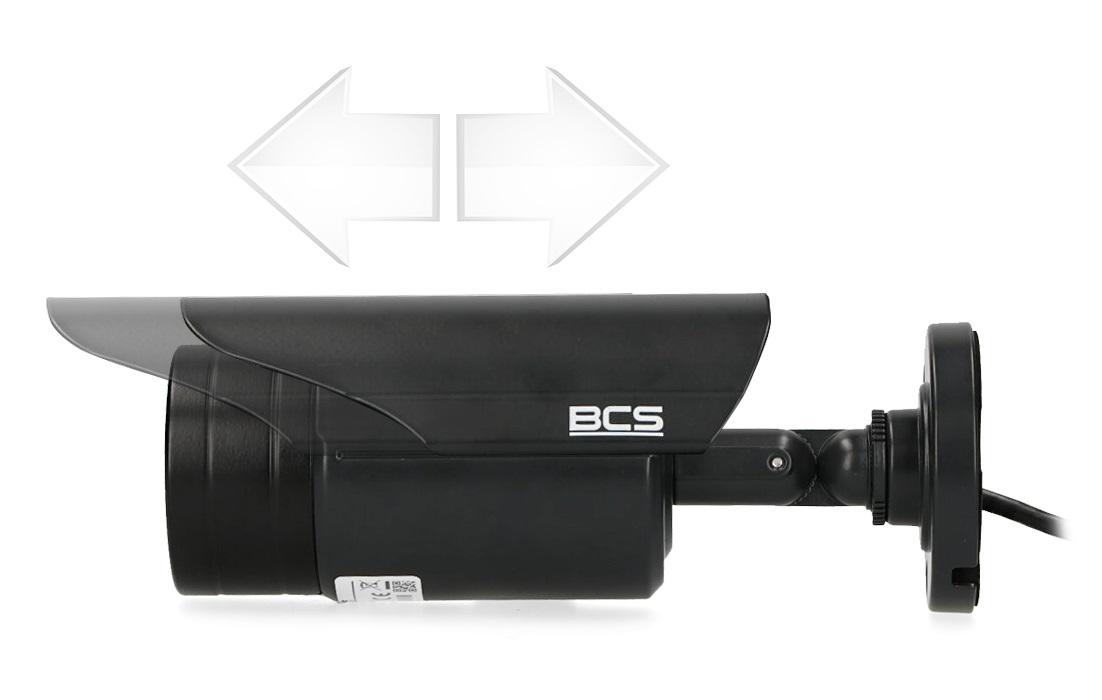 Regulowany daszek kamery BCS-TQ3503IR3-G