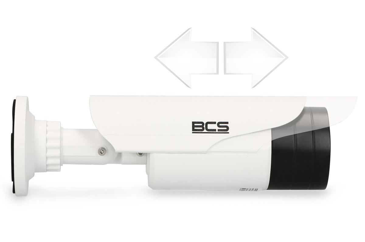 Regulowany daszek kamery BCS-TQ5503IR3-B