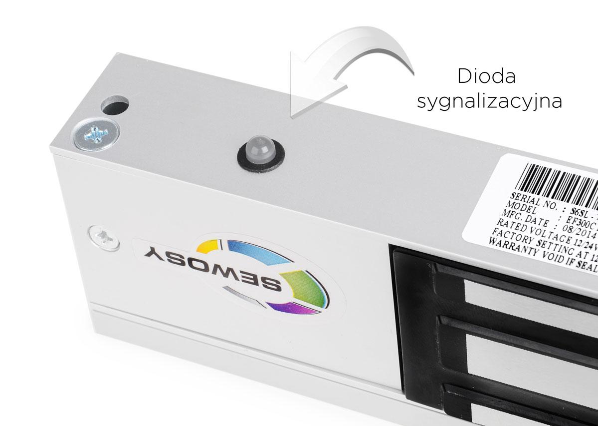 Dioda sygnalizacyjna LED