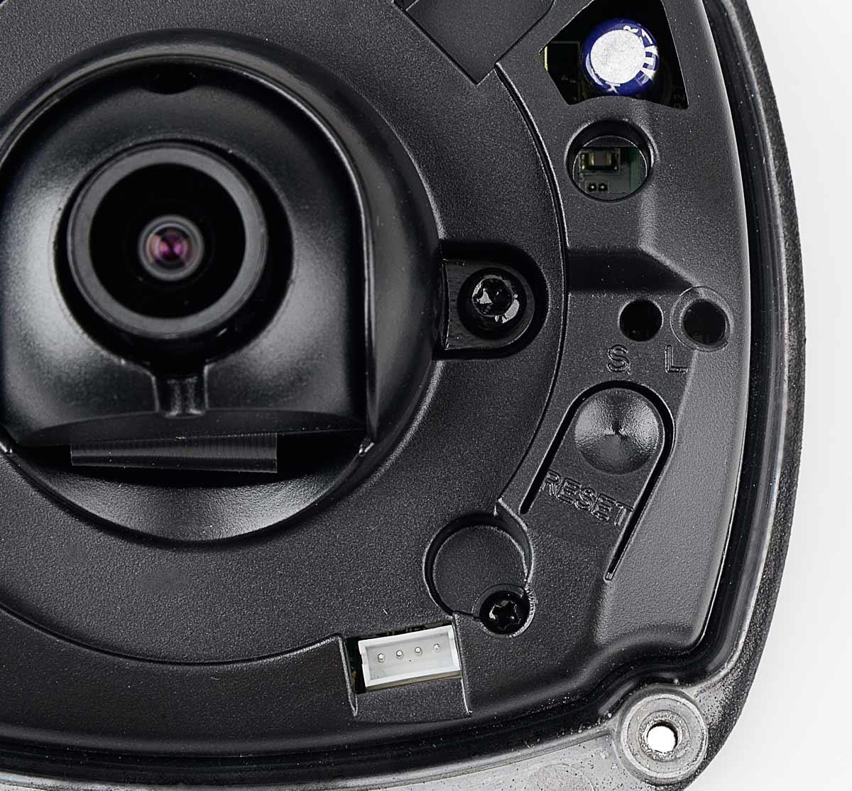 Dodatkowe gniazda kamery DS-2CD2520F