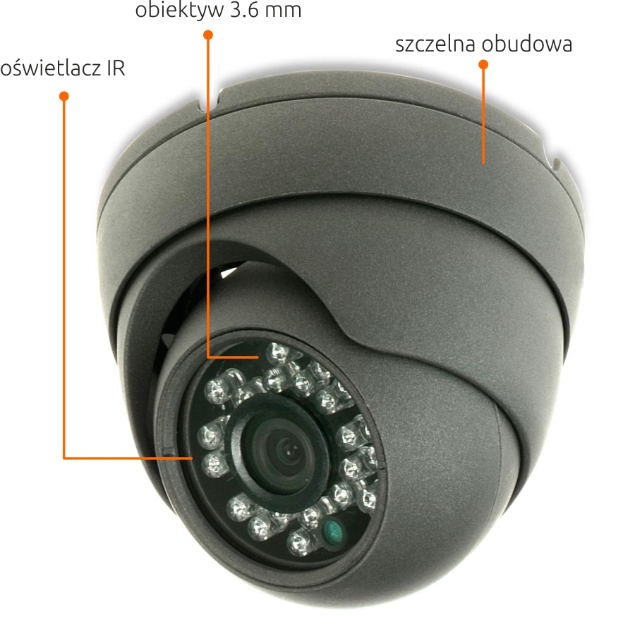 Elementy kamery SM-A13FDMIR