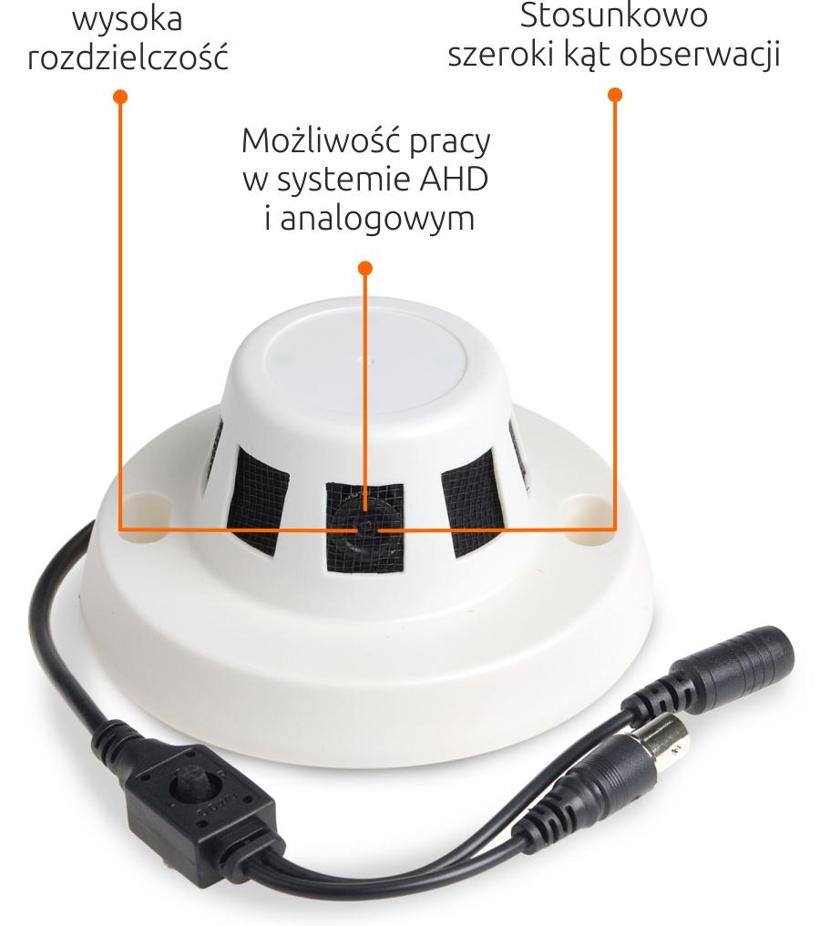 Cechy kamery SM-A13FSMOKE