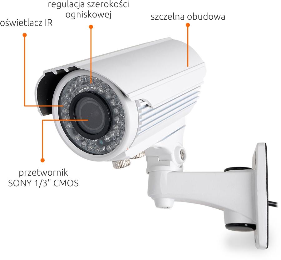 Elementy kamery SM-A13VB2IR