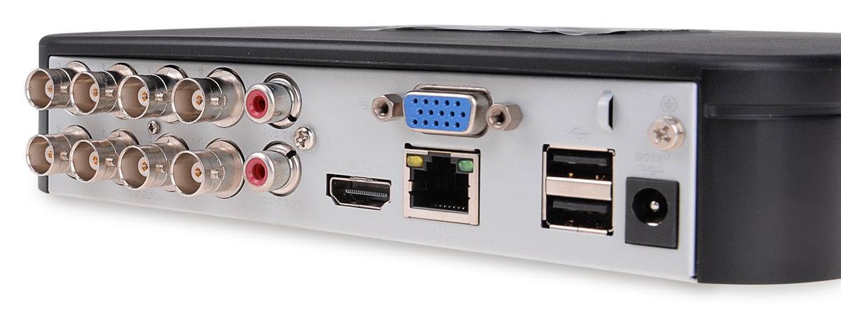 Gniazda rejestratora BCS-CVR0801-IV