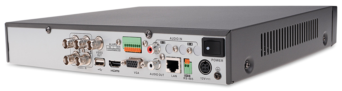 Gniazda rejestratora DS-7204HQHI-F1/N/A