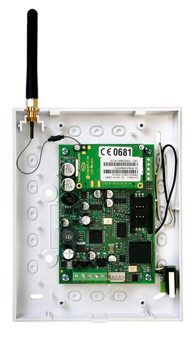 Moduł GSM zamontowany w obudowie - LT-2