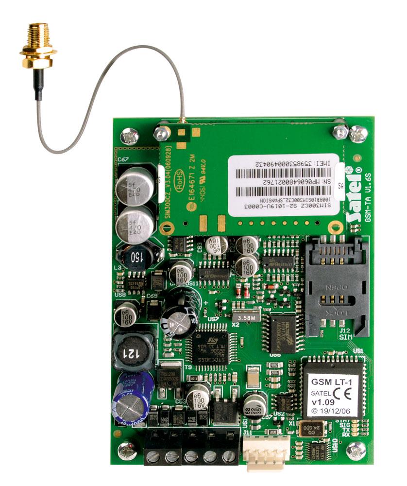 Płytka modułu GSM LT-1