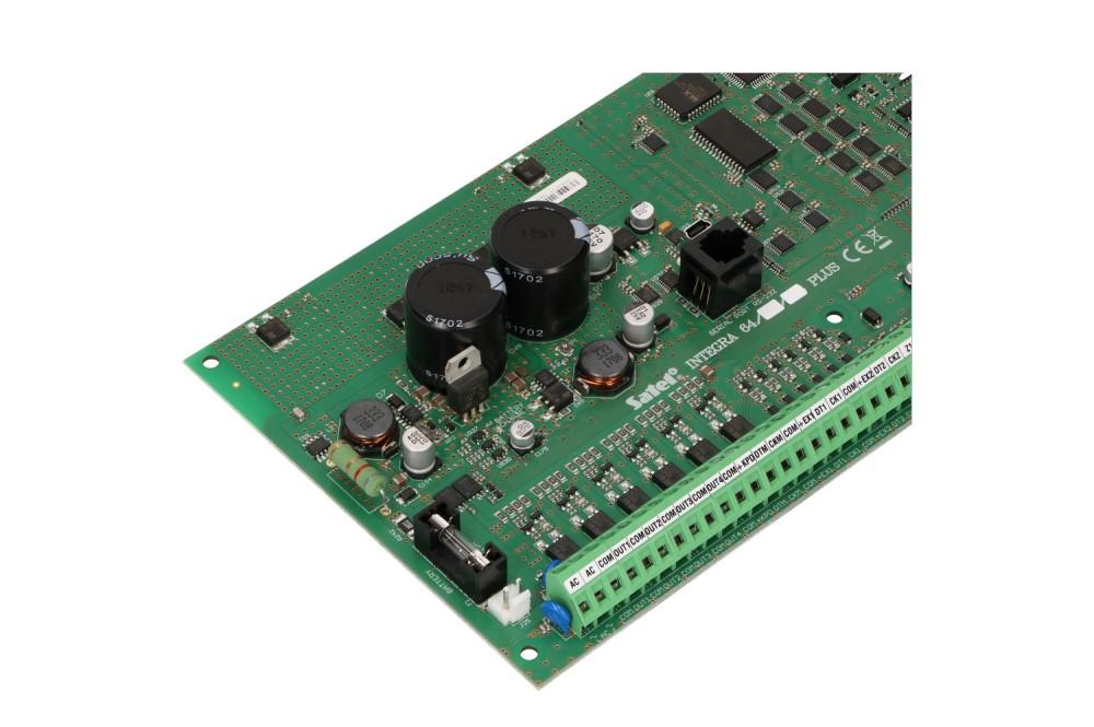 Zaawansowany układ zasilania w Integra 64 Plus