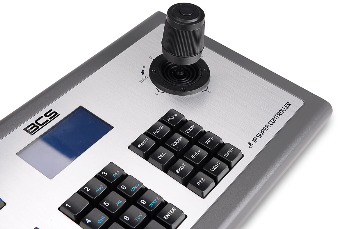 Joystick klawiatury sterującej BCS-P-KN