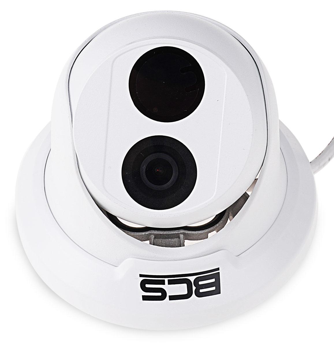 Niewidoczny oświetlacz podczerwieni kamery BCS-P214R3