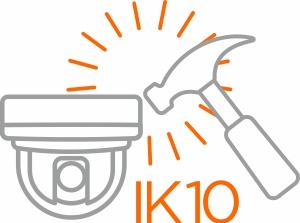 Kamera kopułowa IK10