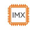 Ikonka kamery przetwornik IMX