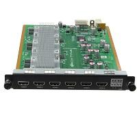 karta rozszerzeń złącz HDMI BCS-P-KHDMI-6