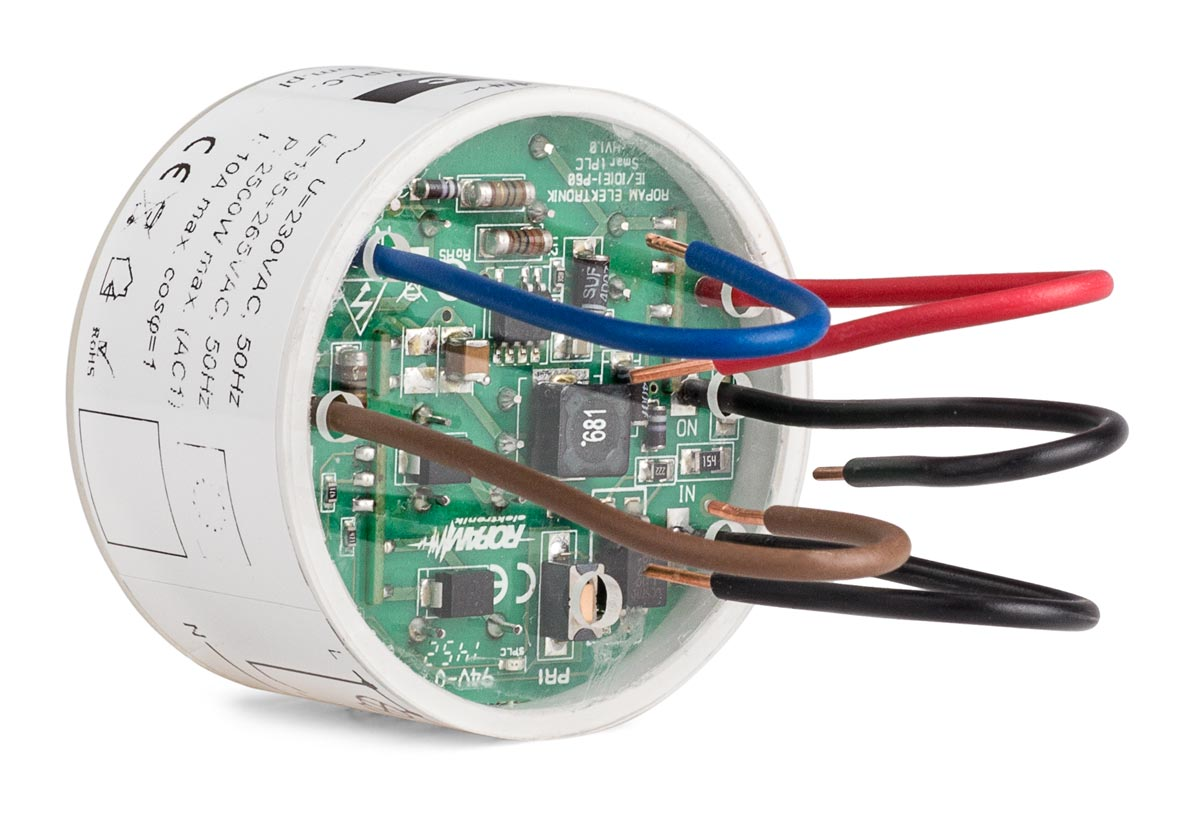 Sterowalny łącznik elektryczny IO-IQPLC