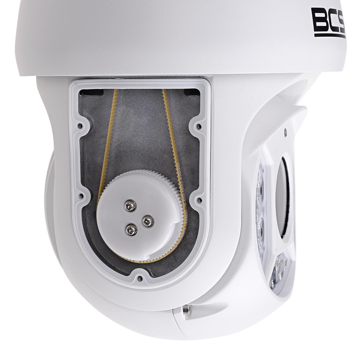 Mechanizm sterujący głowicą PTZ w kamerze BCS-SDIP5220-II
