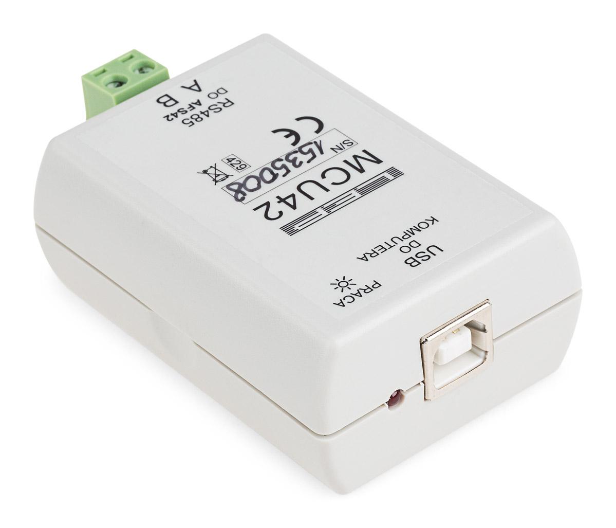Moduł komunikacji USB MCU42