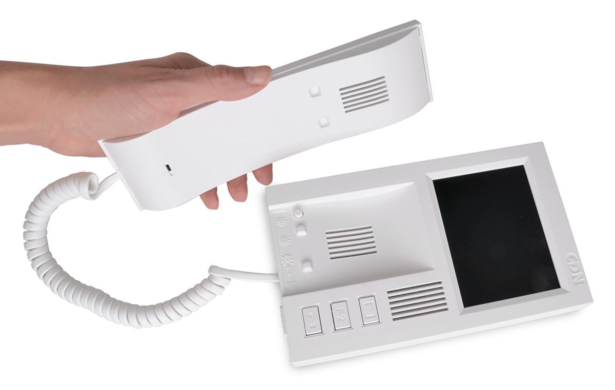 Słuchawka monitora INS-MPR4