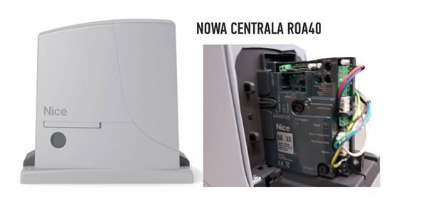 nowa centrala ROA40