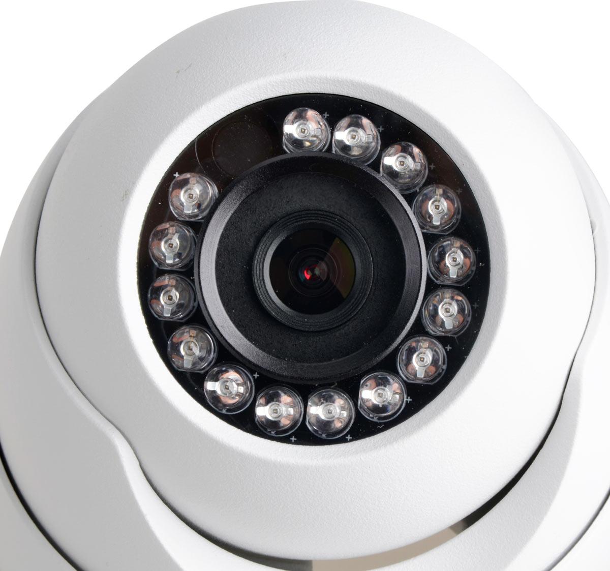 Obiektyw i oświetlacz kamery BCS-DMIP1300IR-E