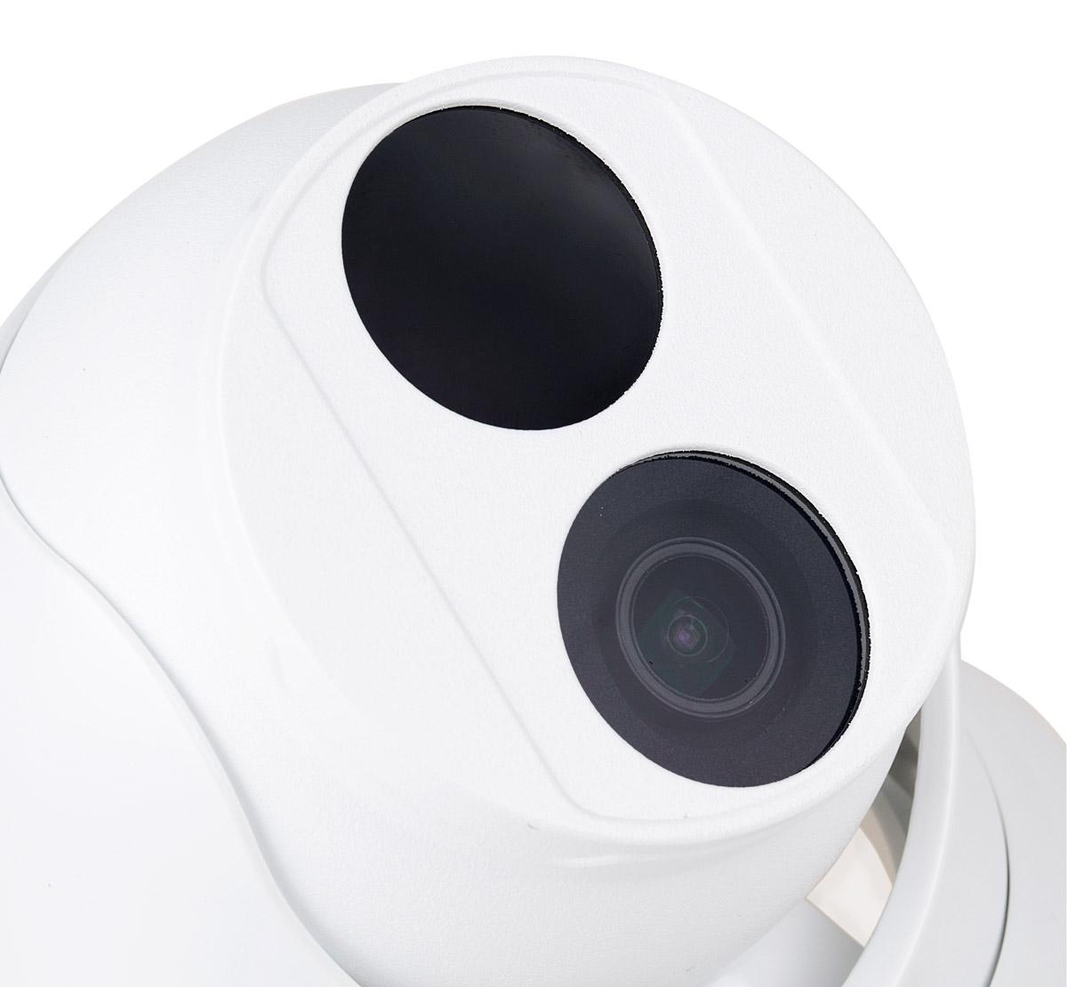 Obiektyw i oświetlacz kamery BCS-P212R3