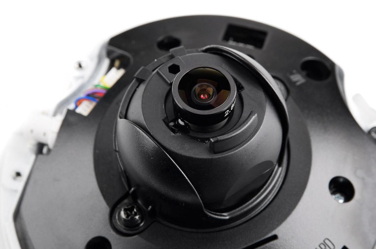 Obiektyw kamery BCS-SFIP1400