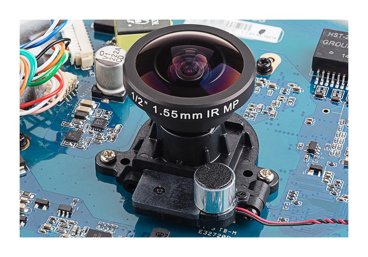 Obiektyw kamery BCS-SFIP2600IR