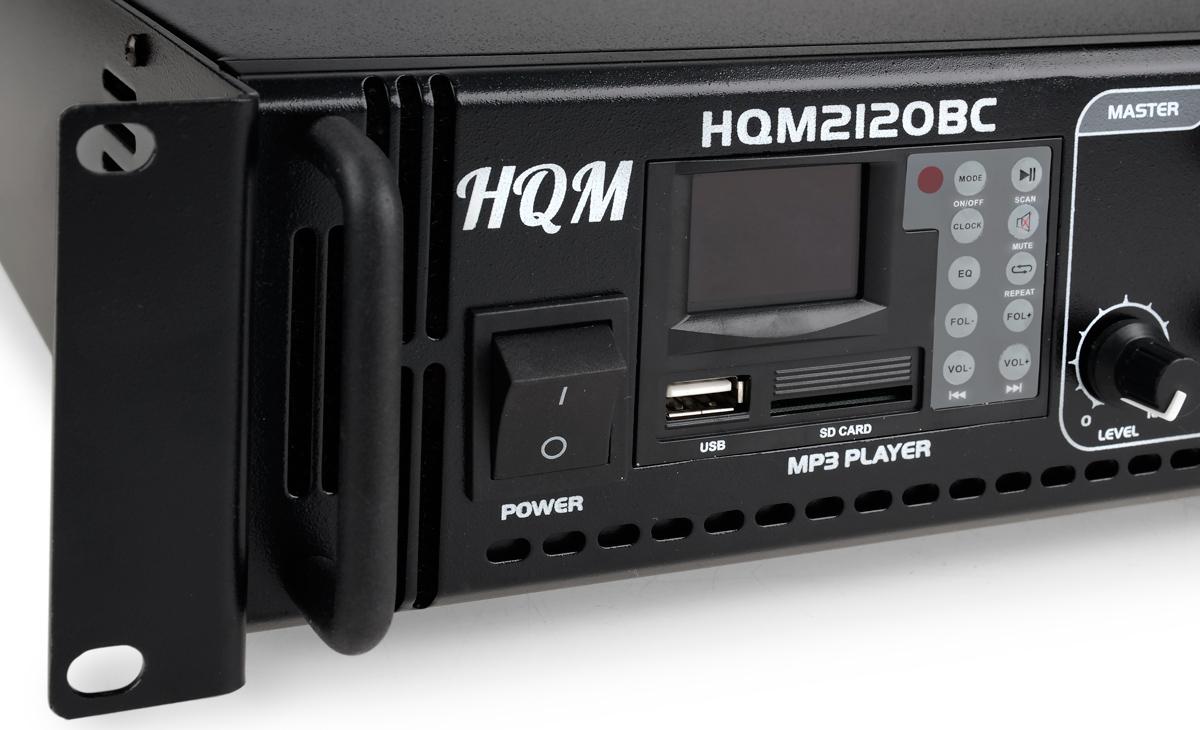 Odtwarzacz MP3 wbudowany do wzmacniacza HQM2120BC