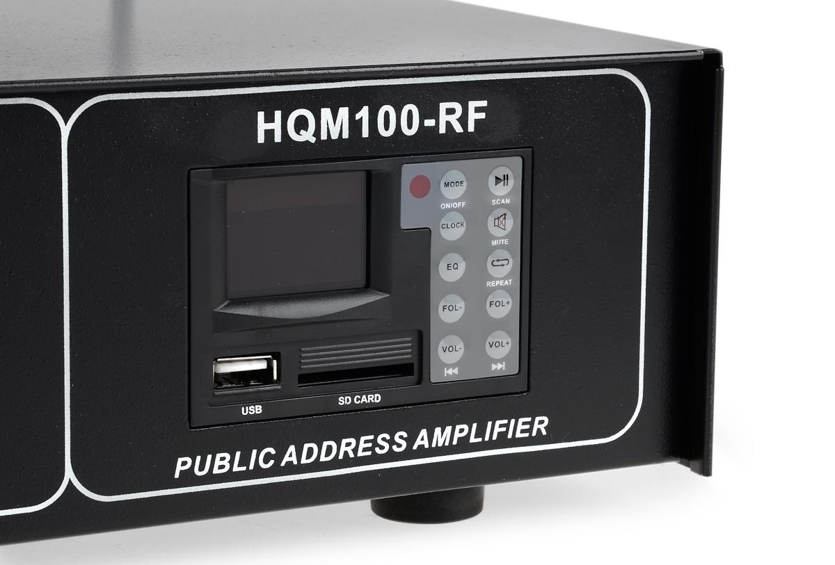 Odtwarzacz MP3 wbudowany do wzmacniacza HQM100-RF