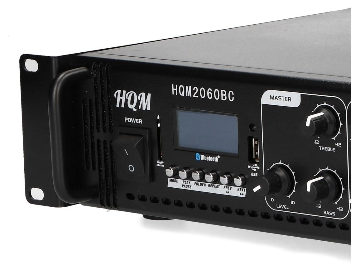 Odtwarzacz MP3 we wzmacniaczu PA HQM2060BC