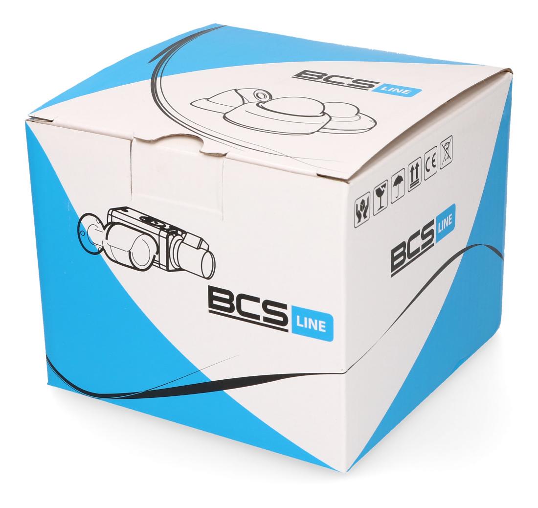 Opakowanie kamery BCS-DMIP3401AIR-IV