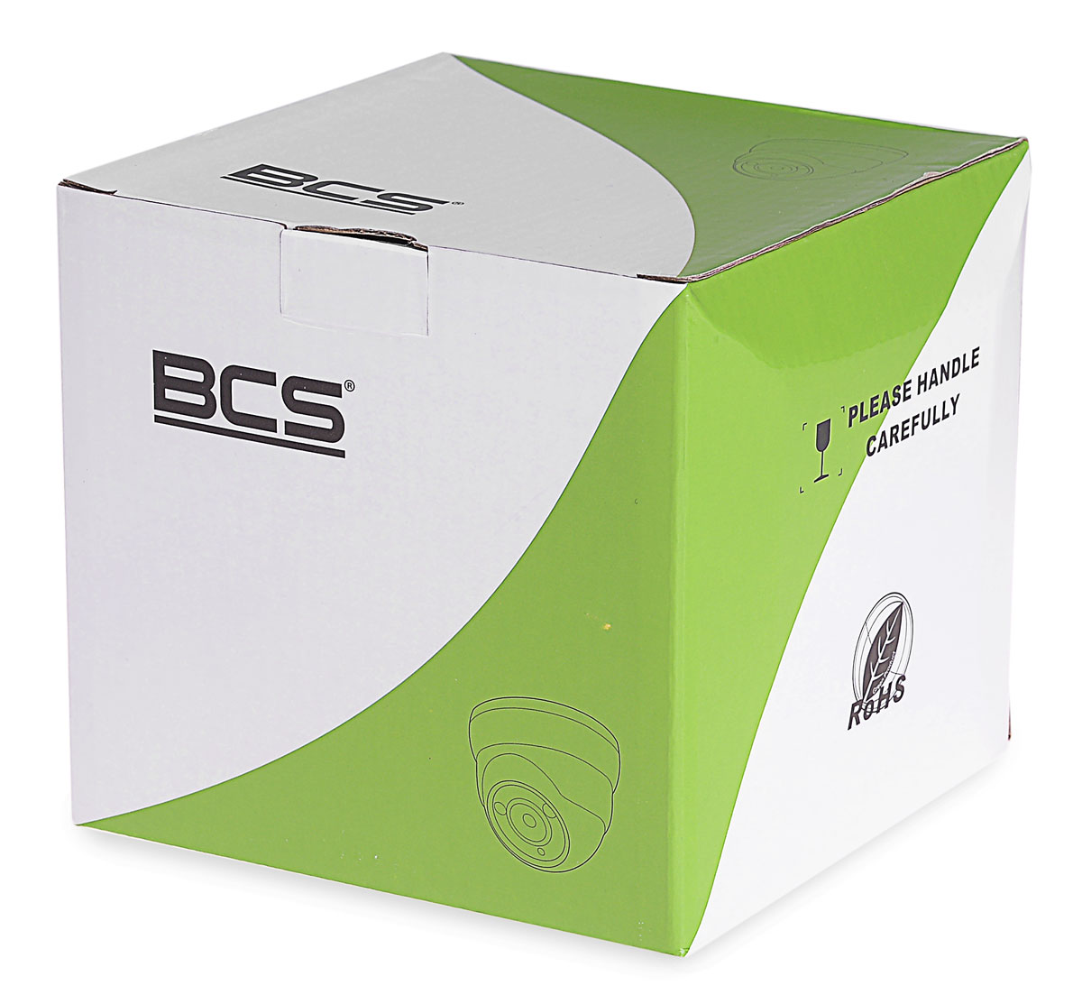 Opakowanie kamery BCS-DMQ4200IR3-B