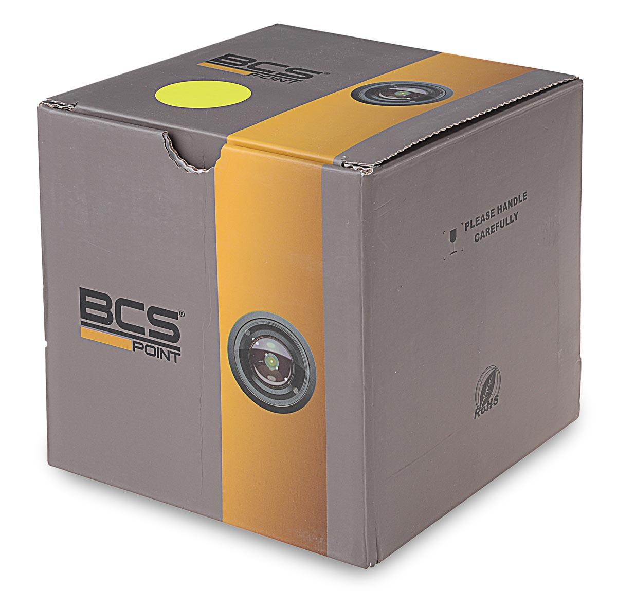 Opakowanie kamery BCS-P214R3