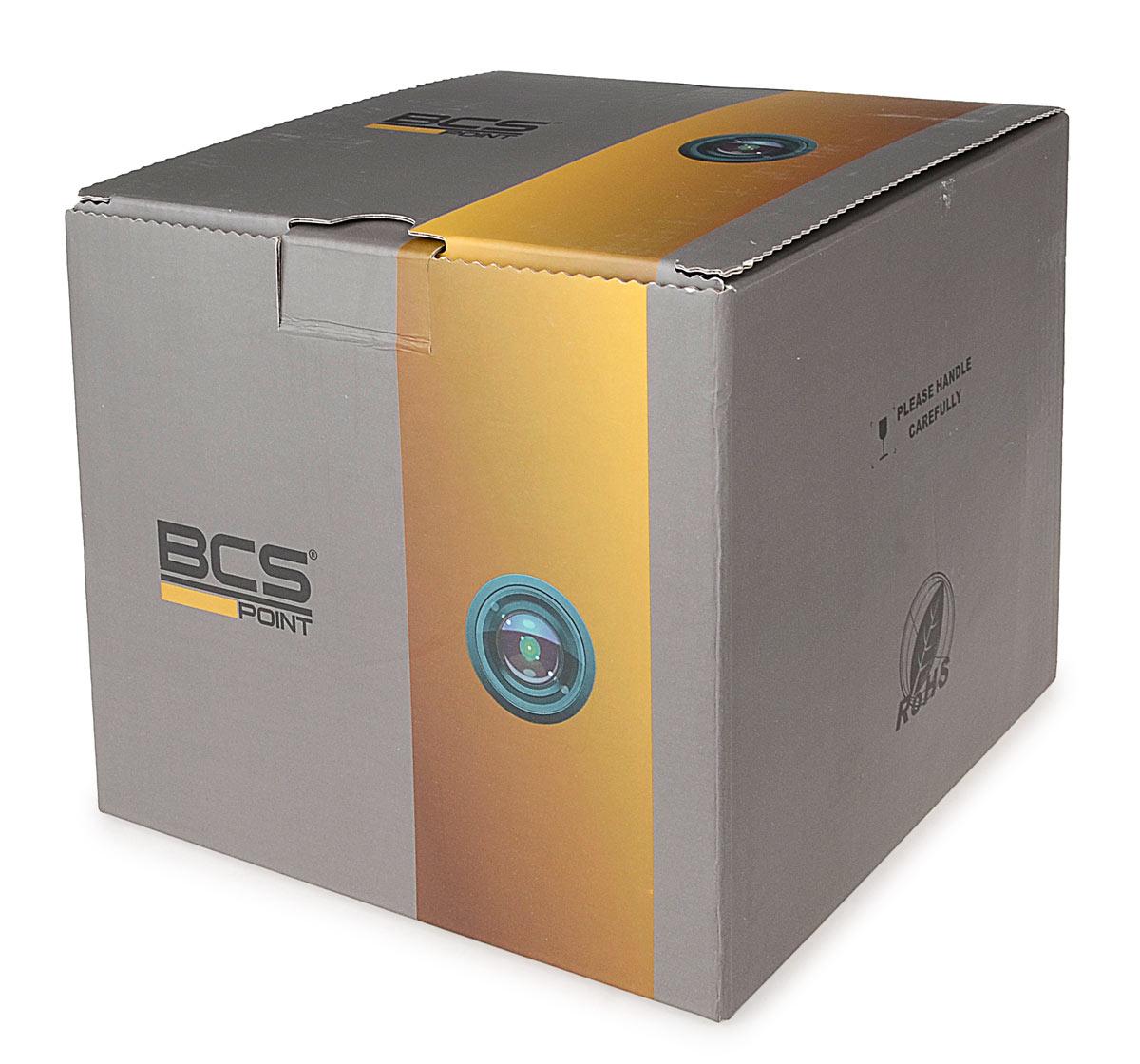 Opakowanie kamery BCS-P232R3S