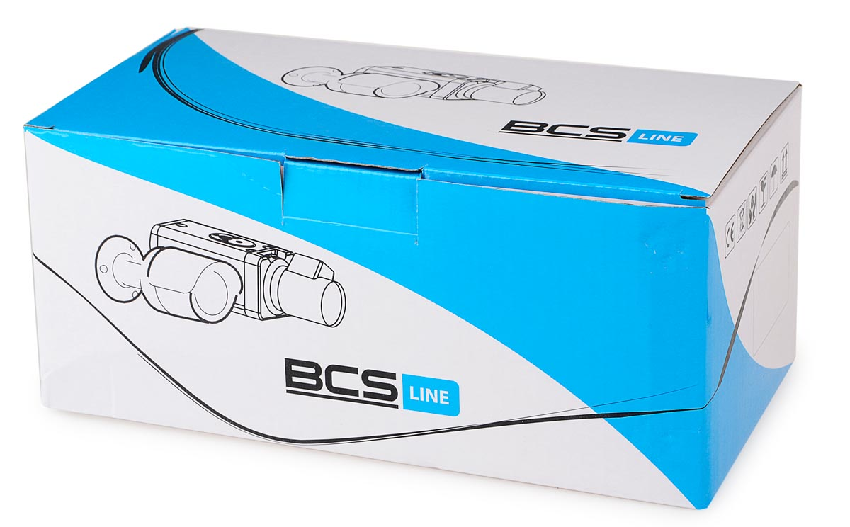 Opakowanie kamery BCS-TIP4401AIR-III
