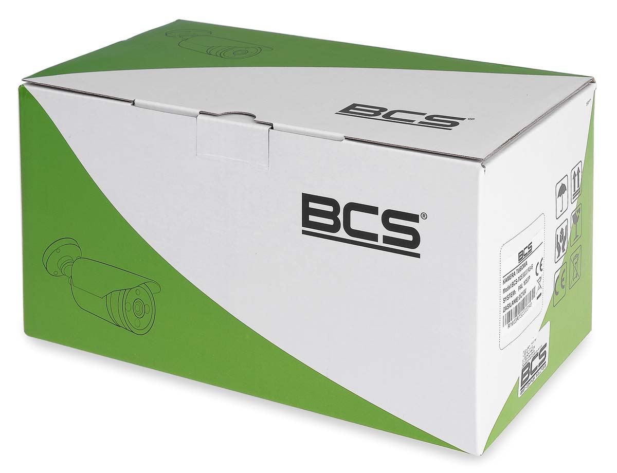 Opakowanie kamery BCS-TQE3200IR3-B