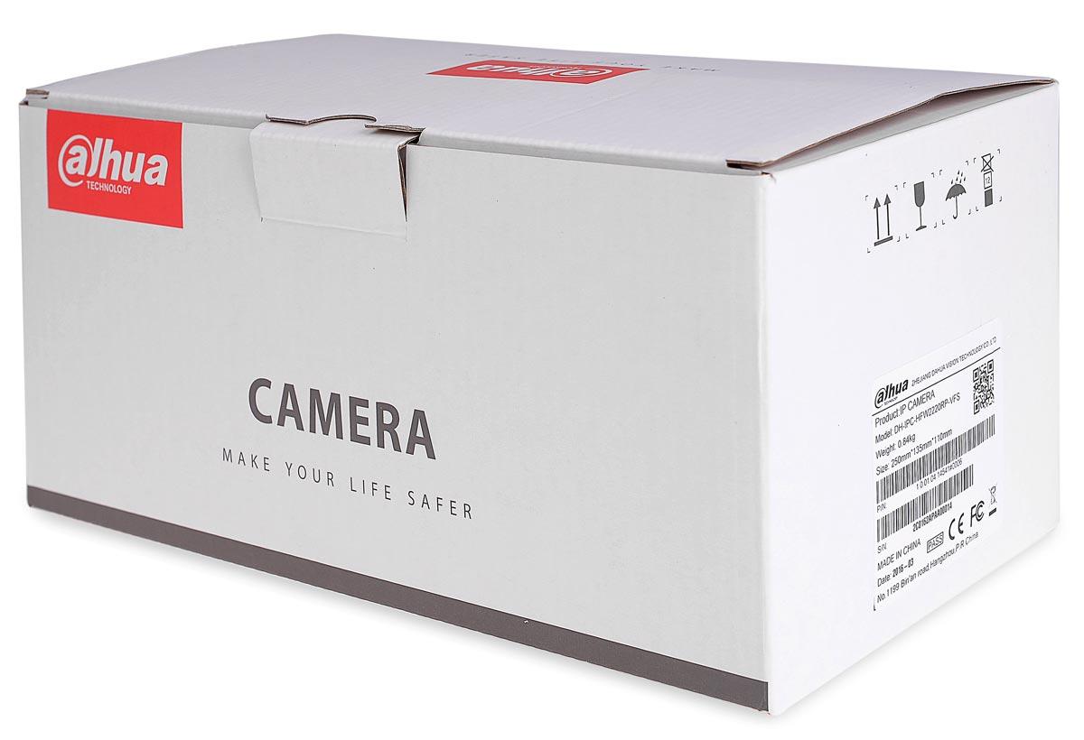 Opakowanie kamery DH-IPC-HFW2200R-VFS