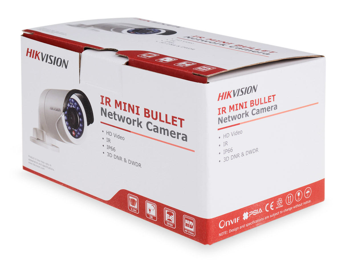 Opakowanie kamery DS-2CD2020F-I