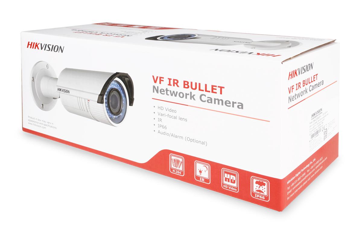 Opakowanie kamery DS-2CD2642FWD-I