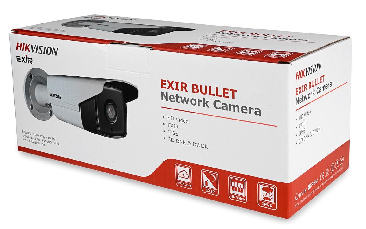 Opakowanie kamery DS-2CD2T22WD-I5