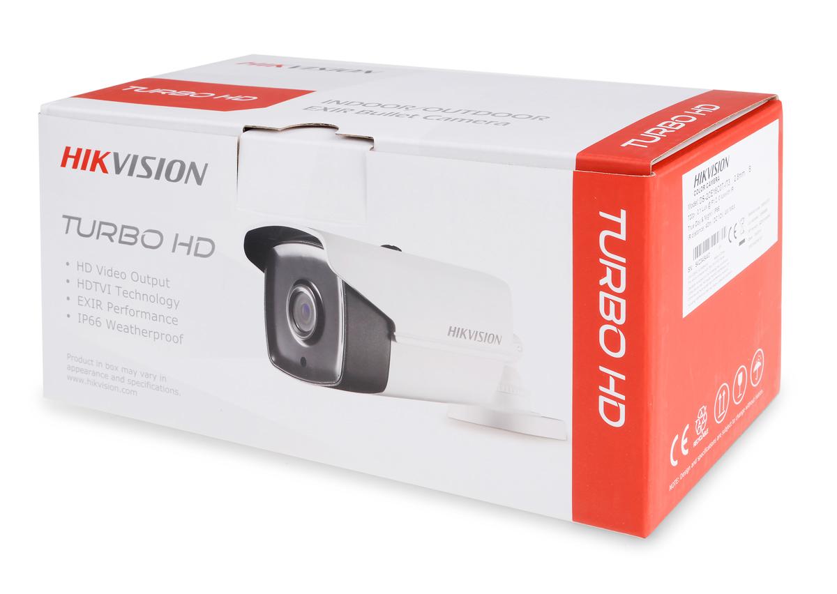 Opakowanie kamery DS-2CE16C0T-IT3(B)