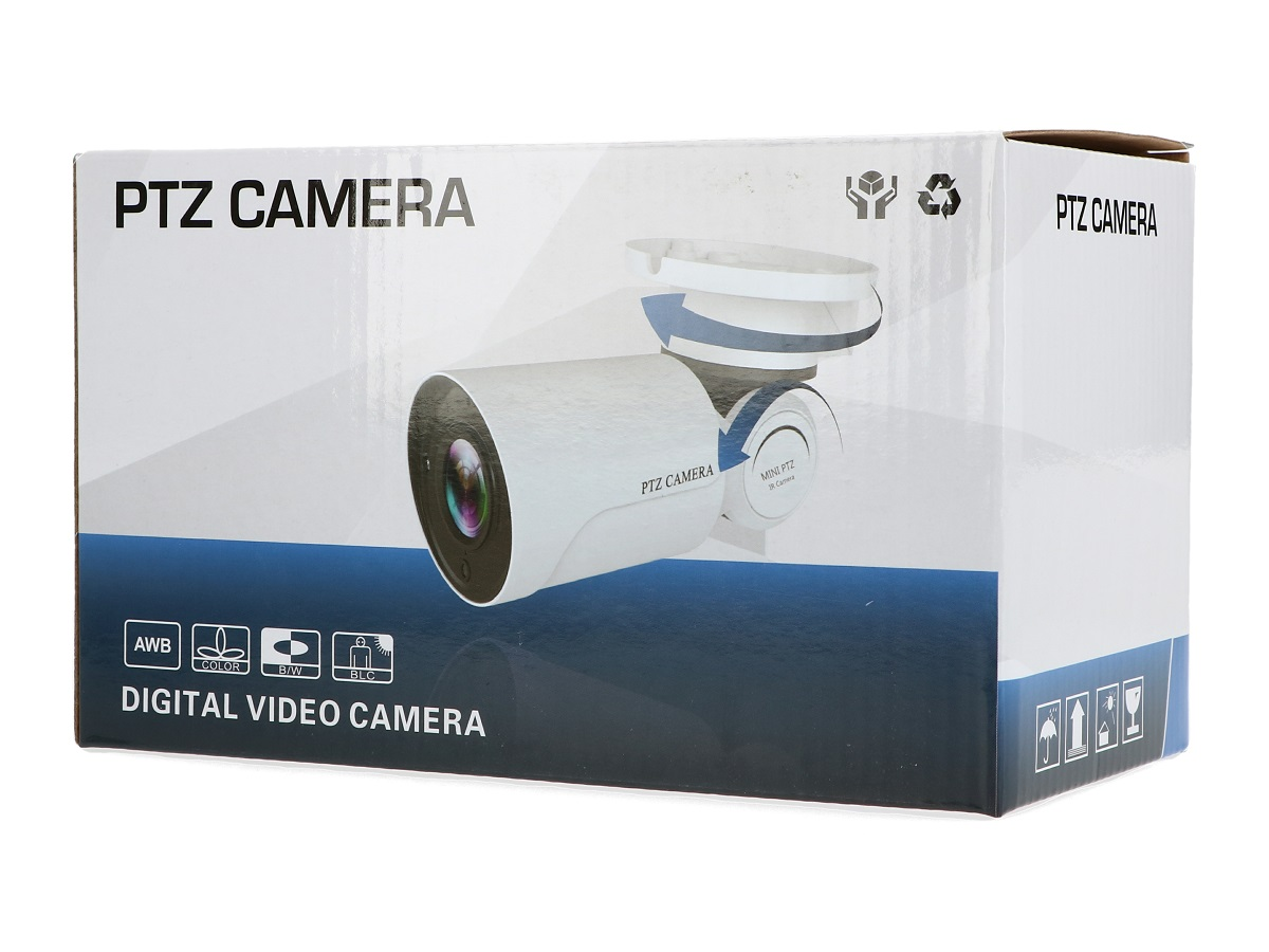 Opakowanie kamery PIX-IP2PTZBIRS