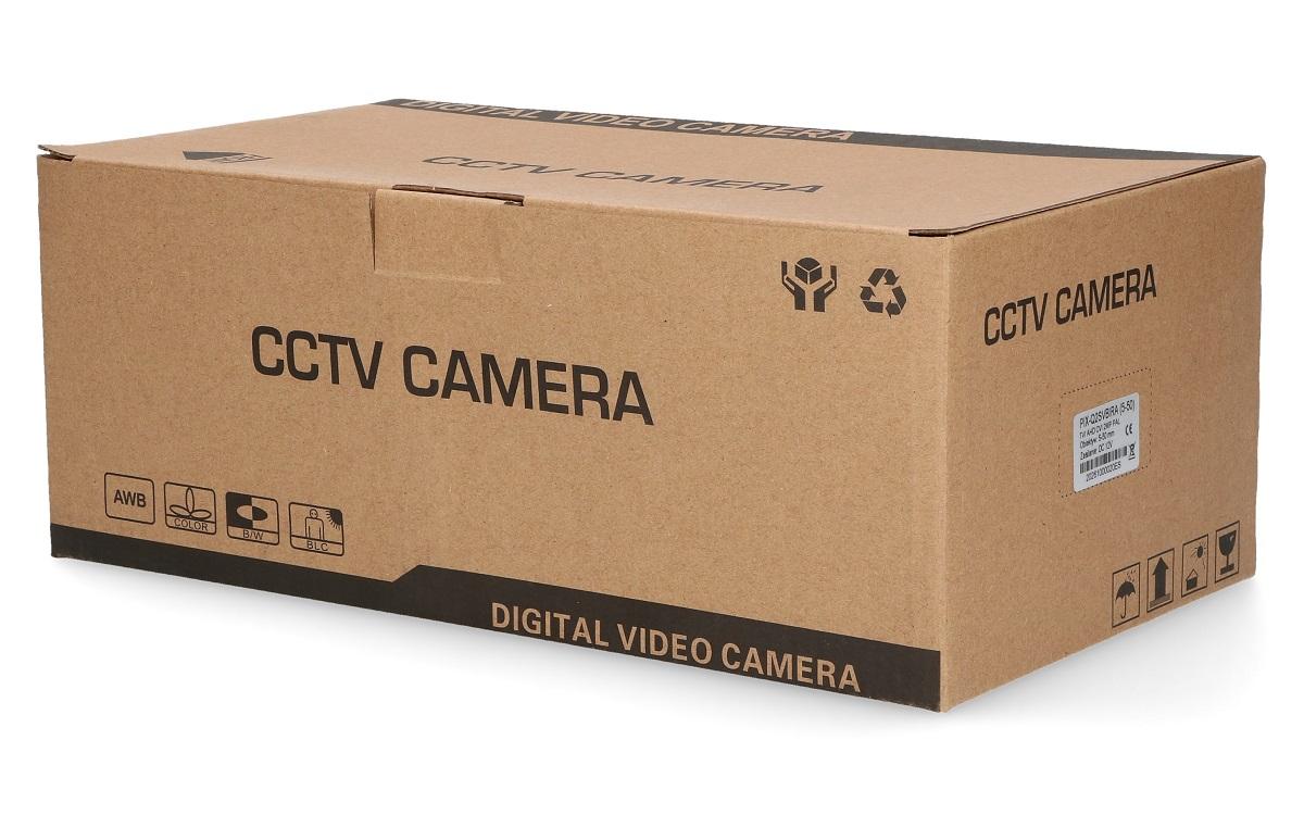 Opakowanie kamery PIX-Q2SVBIRA (5-50)