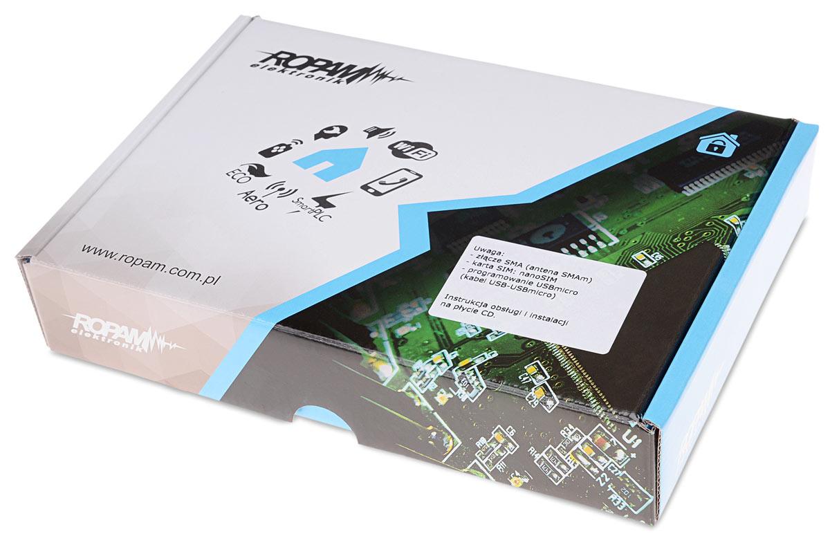 Opakowanie modułu powiadomienia BasicGSM-BOX 2